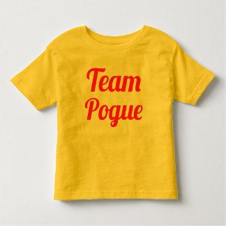 Equipo Pogue Camiseta