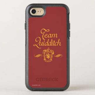 Equipo QUIDDITCH™ de Harry Potter el | Funda OtterBox Symmetry Para iPhone 8/7