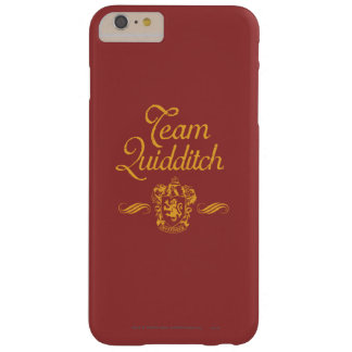 Equipo Quidditch Funda De iPhone 6 Plus Barely There