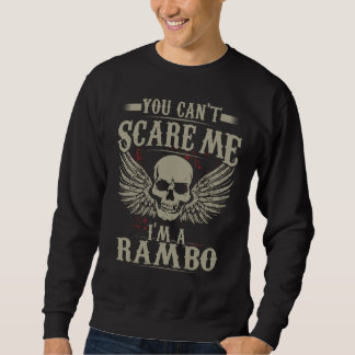 Equipo RAMBO - Camisetas del miembro vitalicio