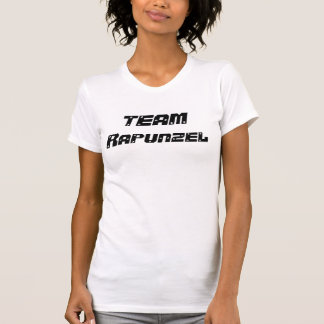 Equipo Rapunzel Camiseta