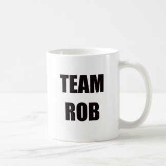 Equipo Rob Taza De Café