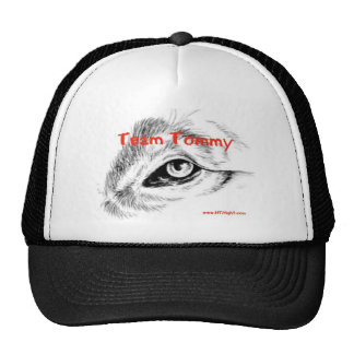 Equipo Tommy Gorros Bordados