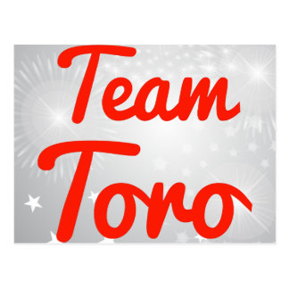 Equipo Toro Postal