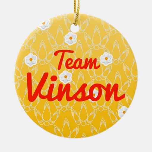 Equipo Vinson Adorno