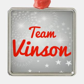 Equipo Vinson Adornos