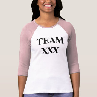 EQUIPO XXX -- Dixie LaRue Camisas