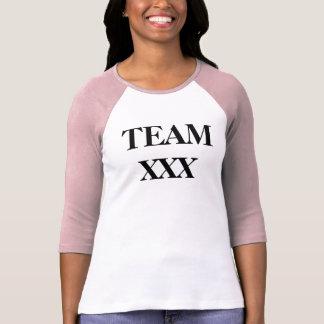 EQUIPO XXX -- Dixie LaRue Camiseta