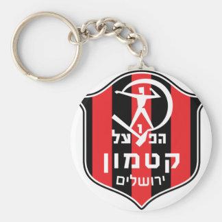 equipos israelíes llavero