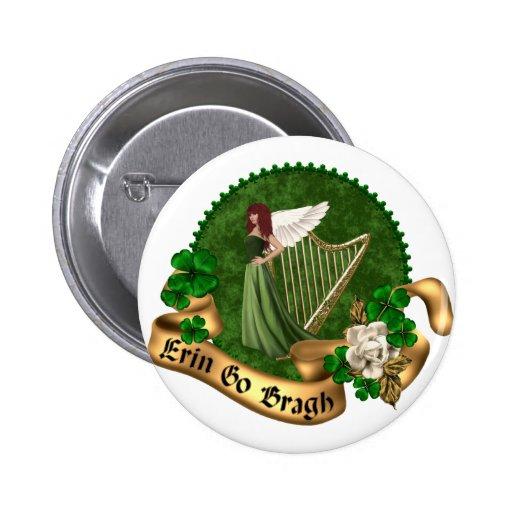 Erin va irlandés de Bragh Pins