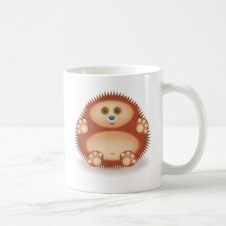 Erizo 01 taza de café