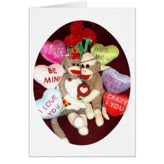 Ernie la tarjeta del el día de San Valentín del