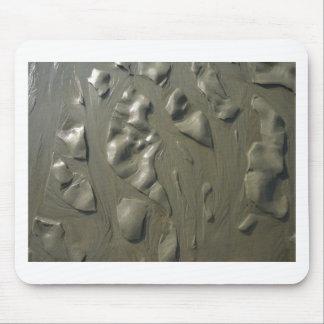 Erosión de agua de la playa alfombrilla de ratón
