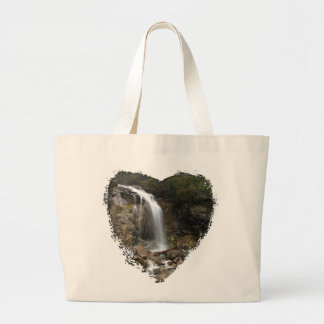 Erosión de la cascada bolsa de mano