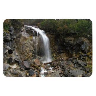 Erosión de la cascada iman