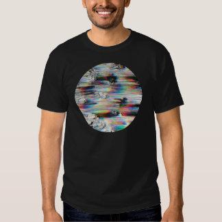 Erosión de viento espectral camiseta