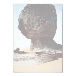 Erosión principal de la coliflor, formación de invitación 12,7 x 17,8 cm