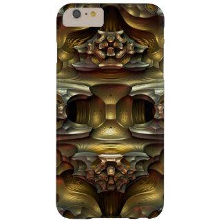Erosión - un fractal tridimensional funda de iPhone 6 plus barely there
