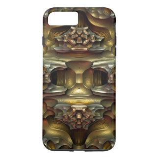 Erosión - un fractal tridimensional funda iPhone 7 plus