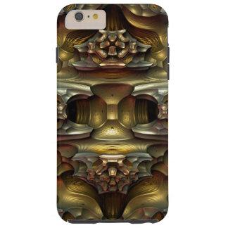 Erosión - un fractal tridimensional funda resistente iPhone 6 plus