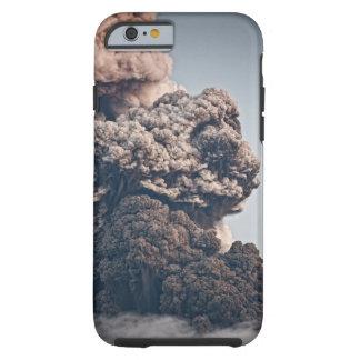 Erupción volcánica de Eyjafjalljokull Funda Resistente iPhone 6