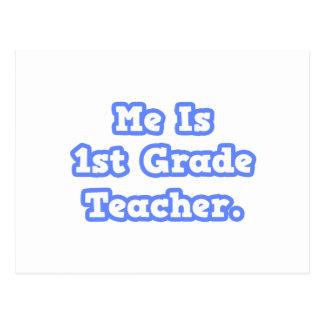 Es 1r profesor del grado postal