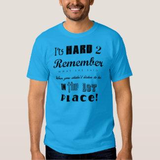 Es 2 recuerda difícilmente la camiseta