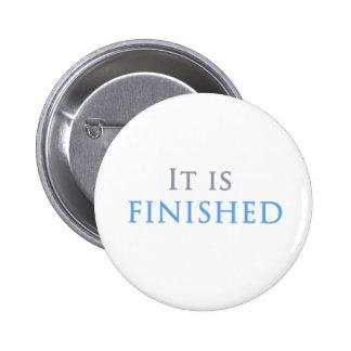 Es botón cristiano acabado