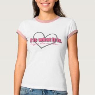 es cuál es, diva de Teague Brown Camiseta