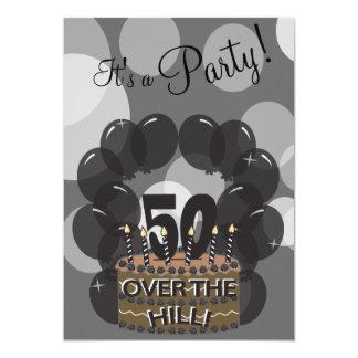 Es cumpleaños del nombre el | del fiesta el | DIY Invitación 12,7 X 17,8 Cm