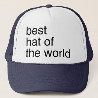es el mejor gorra del mundo