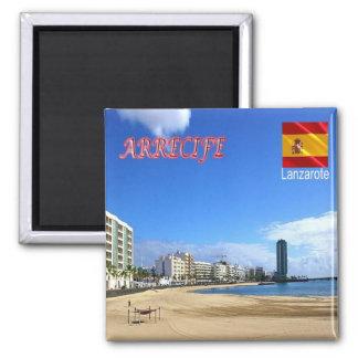 ES - España - Lanzarote - Arrecife Imanes