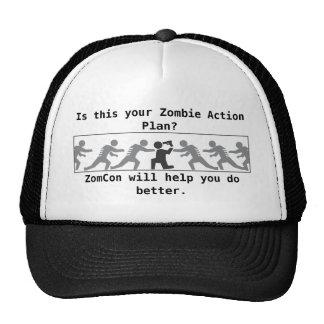 ¿Es este SU zombi plan de actuación? Gorros