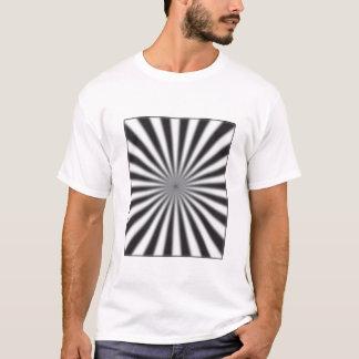 ES la camiseta (el foco suave)