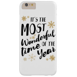 Es la época del año más maravillosa - llame por funda barely there iPhone 6 plus