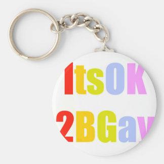 Es llavero del gay de la AUTORIZACIÓN 2 B