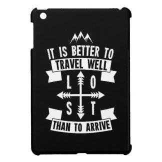 Es mejor viajar bien que llegar