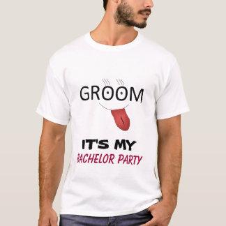 Es MI camiseta de la DESPEDIDA DE SOLTERO