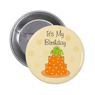 Es mi cumpleaños pin