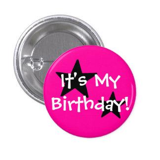¡Es mi cumpleaños! Pin