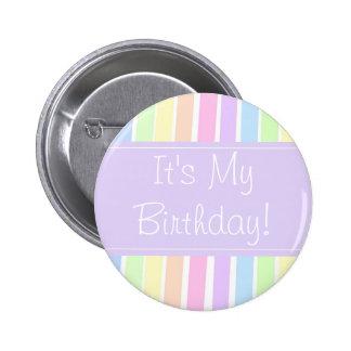 ¡Es mi cumpleaños! Pins