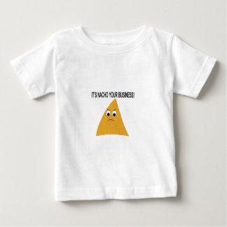 Es Nacho su negocio Camiseta