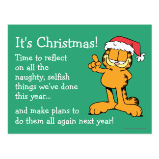 ¡Es navidad! Postal