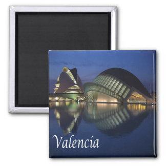 ES - Panorama de España - de Valencia Imán