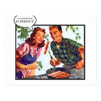"¡""Es perfecto! "" Postal"