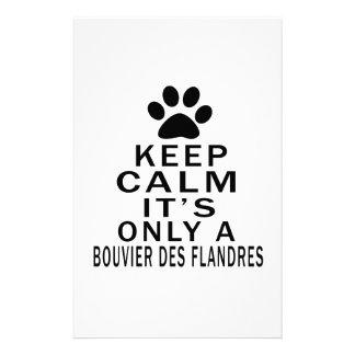 Es solamente un DES Flandres de Bouvier Papelería Personalizada