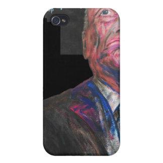 Es solo en el caso corporativo superior del superv iPhone 4 carcasa