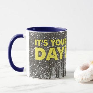 Es su taza de café del día