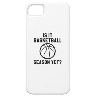 ¿Es temporada de baloncesto todavía? Funda Para iPhone SE/5/5s