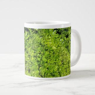 es toda la taza verde